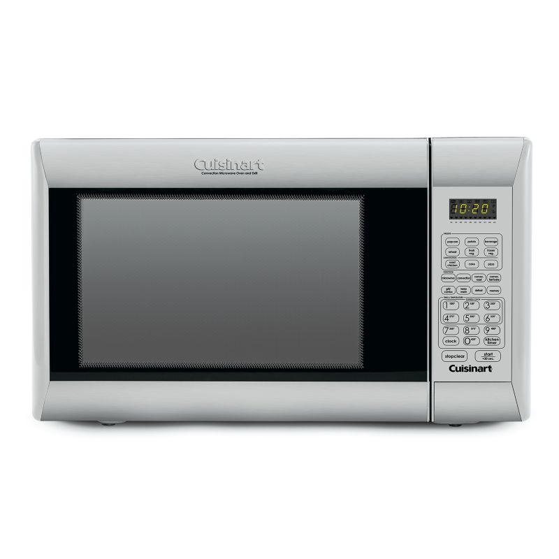 Cuisinart Convection Microwave Oven & Grill, Grey thumbnail